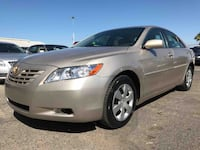 2008 TOYOTA CAMRY LE null