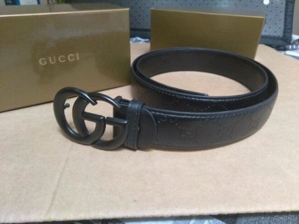 a5e5c19df Gucci belts..printed...sizes 110 or 115. HomeFashion and Accessories Concord