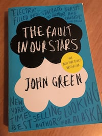 The Fault In Our Stars - John Green 6885 km