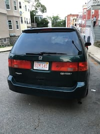 Honda - Odyssey (North America) - 2003 Boston