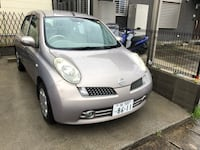 NISSAN MARCH Toride-Shi, 302-0032