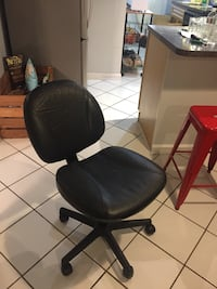 Free dashboard/ Desk chair and laptop table