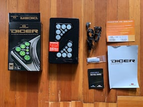 Novation Dicer Cue Point Looping Control for Digital DJ