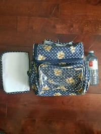 Diaper bag/change pad in excellent condition  Brampton, L6W 1V2