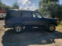 1994 toyota land cruiser great for parts Holly, 48442