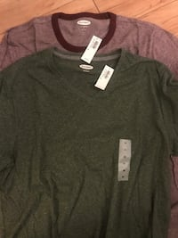 Two brand new men's old navy tees with tags  Westville, 08093