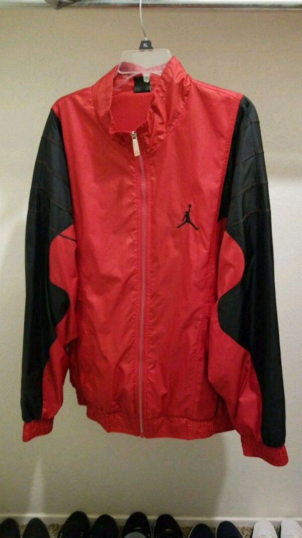 b641360f27ef Used Men Jordan 3XL windbreaker jacket for sale in Arlington - letgo