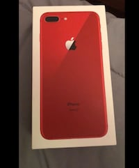 Red Edition IPhone 8 Plus Toronto, M3A 0A2