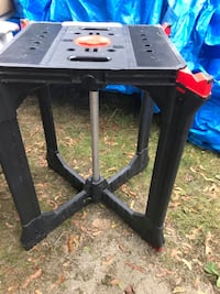 Folding Work Table Vancouver