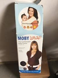 Moby Wrap Baby Carrier Fairfax, 22030
