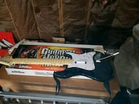 black and white stratocaster electric guitar Evansville, 47714