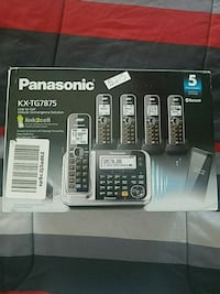 Panasonic KX-TG7875 Link to cell brand new Queens, 11432