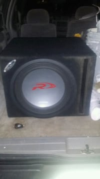 15 inch alpine type r, with 1 ohm stable amp Gulf Breeze, 32563