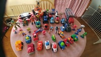 assorted color car toy lot Lexington, 02421
