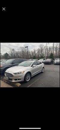 Ford - Fusion - 2015 Gainesville