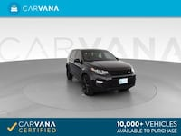 2016 Land Rover Discovery Sport HSE LUX Sport Utility 4D Downey, 90240