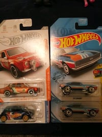 2019 hot wheels super treasure hunt and chase lot