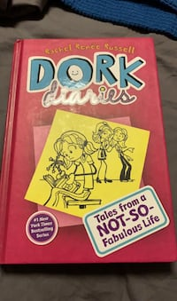 Dork Diaries Burnaby, V3J