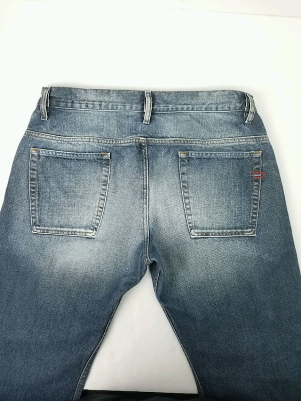 73211d7f1a0 Used Diesel Industry Mens Size 34 Jeans Made in Italy for sale in Seattle -  letgo