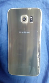 Grau Samsung Android Smartphone