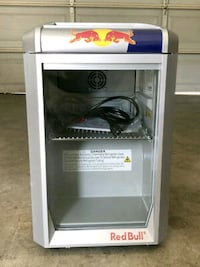 red bull mini fridge  Brantford, N3S 3M9