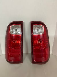 2008 Ford F-250 stock tail lights