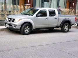 2007 Nissan Frontier SE Crew Cab 4X4 AT LWB