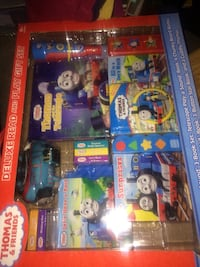 Thomas Train Deluxe Read and Play Gift Set Calgary, T3J 3A1