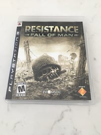 Resistance fall of man for PS3 Whitby