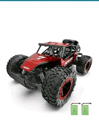 Remote control car 2 battery packs included
