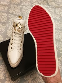 Italian designer shoes Brand New with tag