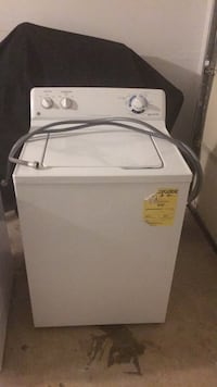 white top-load clothes washer Alexandria, 22312