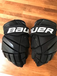 "Bauer Vapor X80 14"" hockey gloves 1953 mi"