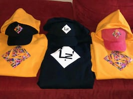 Liberation Nation shirts, hoodies & hats