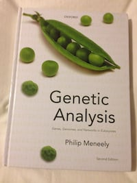 Genetic Analysis: Genes, Genomes, and Networks in Eukaryotes (Hardcover) Vancouver, V6B 1M8