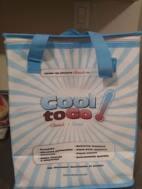 Cool to go bag Winnipeg, R2C
