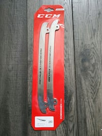 CCM Proformance 10' Stainless Runners - Size 280