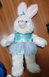 Fairy Bunny Stuffed Toy