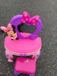 pink and purple Minnie Mouse plastic toy Salisbury, 21801