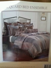 12 piece bed set - King