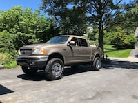 """2003 Ford F-150 with 4.5"""" Lift Arlington, 22203"""