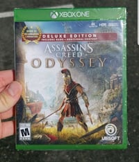 Xbox One Assassin's Creed Odyssey Ultimate w/ Code Spring Valley, 91977