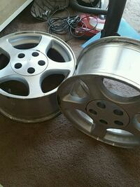 Rims for Ford - Mustang - 2002-2007 Los Angeles