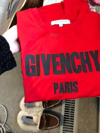 Real Givenchy Boys kid Logo T shirt size 12 Vaughan, L4J 4T8