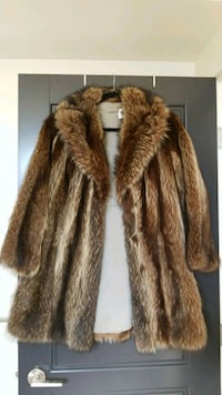 Real Fur Coat - Vintage