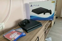 19 Ay Garantili Slim Jet Black PS4