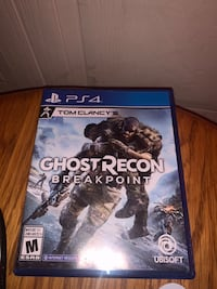 Ghost Recon Breakpoint PS4 Calgary, T2X 1L3