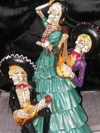 Day of the Dead statuette Centennial, 80112