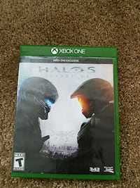 Halo 5 Xbox One game case Fullerton, 18052