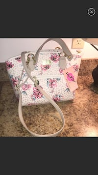 Brand new with tags never been used Betsy Johnson purse